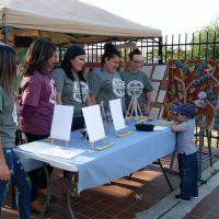 Service Learning Project - Art Walk