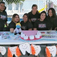 Service Learning Project - Dental Day